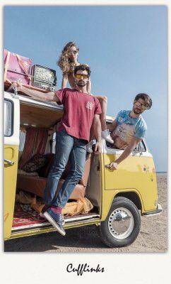 Fotógrafo Publicidad en Valencia para marca gafas de sol Cufflinks
