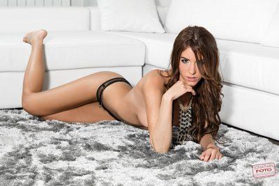 Fotografía boudoir para Natalia Ases