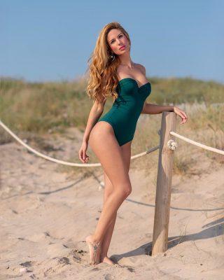Fotos para Instagram y para el book profesional de Mya como modelo