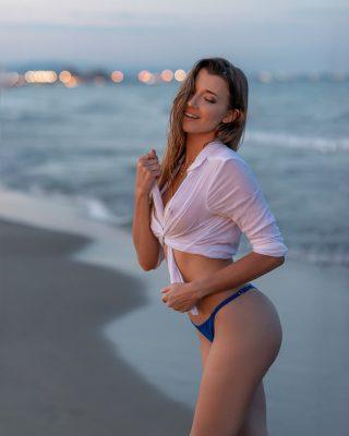 sesiones de foto en la playa eróticas y sensuales