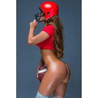 fotos sensuales del bonito cuerpo definido con @criscanaria5 en Valencia. Fotografo profesional