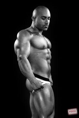 jonathanfoto Fotografía stripper masculino en Valencia